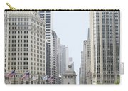 Michigan Ave Dusable Bridge Carry-all Pouch