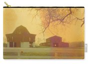 Michigan Barns Carry-all Pouch