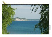 Michigan Bluffs Carry-all Pouch