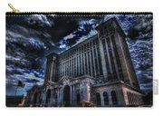 Michigan Central Station Hdr Carry-all Pouch