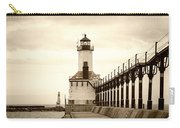 Michigan City Lighthouse Carry-all Pouch