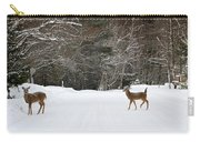 Michigan Deer Carry-all Pouch