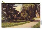 Michigan Farmhouse Landscape Carry-all Pouch