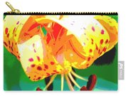 Michigan Lily Carry-all Pouch