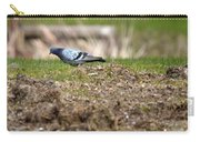 Michigan Rock Pigeon Carry-all Pouch