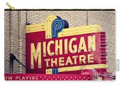 Michigan Theatre 2 Carry-all Pouch