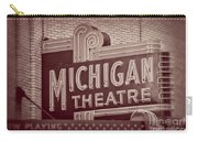 Michigan Theatre Carry-all Pouch