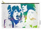 Mick Jagger And Keith Richards Carry-all Pouch