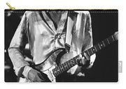 Mick On Guitar 1977 Carry-all Pouch