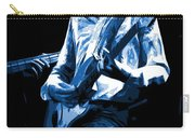 Mick Plays The Blues In Spokane 1977 Carry-all Pouch