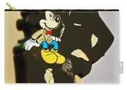 Mickey And Walt Carry-all Pouch