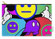 Mickey Smiles Carry-all Pouch
