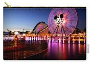 Mickey's Water Wheel Carry-all Pouch