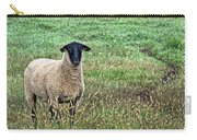 Middle Child - Blackfaced Sheep Carry-all Pouch