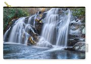 Middle Falls At Snowbird Creek Carry-all Pouch