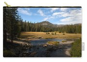 Middle Fork Of The San Joaquin River Carry-all Pouch