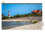 Middle Island Lighthouse Carry-all Pouch
