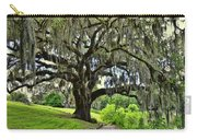 Middleton Place Oak  Carry-all Pouch