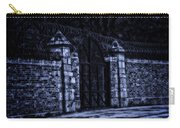 Midnight At The Prison Gates Carry-all Pouch