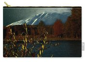 Midnight Blue In The Mountains Carry-all Pouch