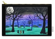 Midnight Cat Gathering Carry-all Pouch