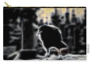Midnight Glow Crow Carry-all Pouch
