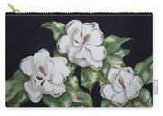 Midnight Magnolia Carry-all Pouch
