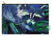Midnight Racoon Carry-all Pouch