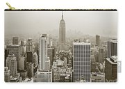 Midtown Manhattan With Empire State Building Carry-all Pouch