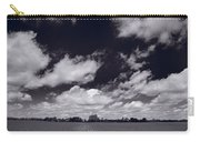 Midwest Corn Field Bw Carry-all Pouch
