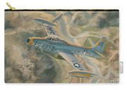 Mig Killer Carry-all Pouch by Randy Green