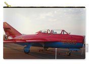 Mig Trainer Jet Carry-all Pouch