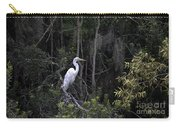 Mighty Heron Carry-all Pouch