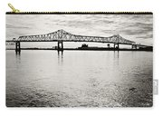 Mighty River Carry-all Pouch by Scott Pellegrin