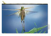 Migratory Locust Flying Carry-all Pouch