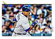 Miguel Cabrera Painting Carry-all Pouch