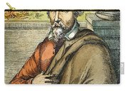 Miguel Serveto (1511-1553) Carry-all Pouch