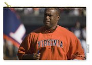Mike London Virginia Cavaliers Football Carry-all Pouch