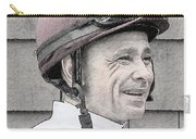 Mike Smith Portrait Carry-all Pouch