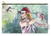 Miki Self Portrait Golfing Carry-all Pouch