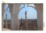 Milan Cathedral Rooftop View Carry-all Pouch