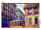Milan Tram Carry-all Pouch