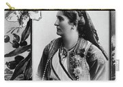 Milena Vukotic (1847-1923) Carry-all Pouch