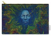 Miles. Aura. Into Creation Carry-all Pouch