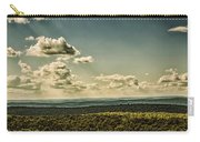 Mile's Between Us. Carry-all Pouch by Rob Dietrich