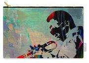 Miles Davis Jazzman Carry-all Pouch