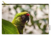 Military Macaw Carry-all Pouch