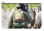 Military Small Arms 03 Ww II Carry-all Pouch by Thomas Woolworth