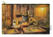 Military Ww I Command Post Photo Art 02 Carry-all Pouch