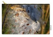 Milkweed 3 Carry-all Pouch